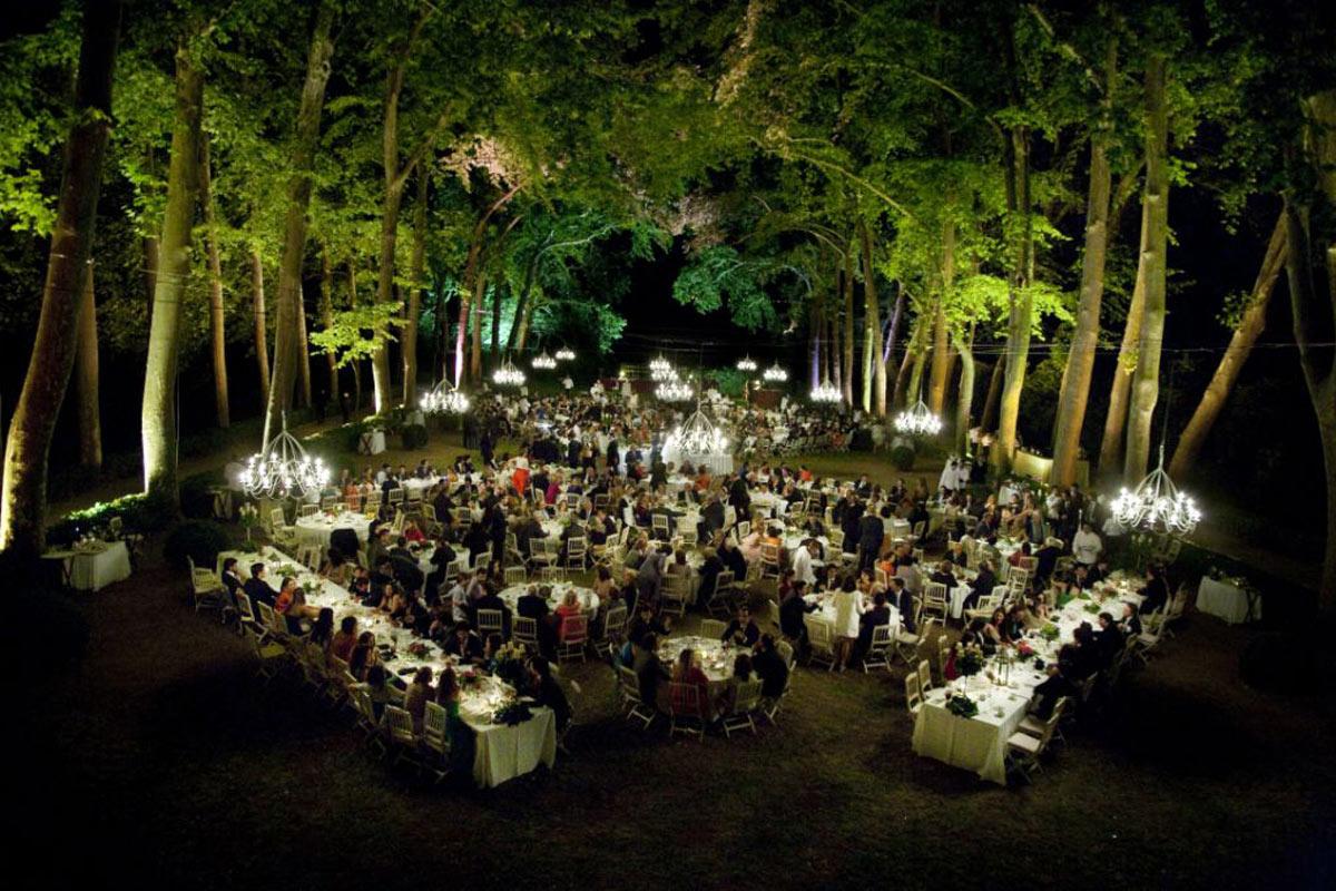 Lugares de boda no convencionales